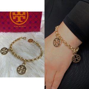 TORY BURCH bracelet with charm